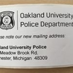 Campus mail to no longer be delivered to 2200 N Squirrel Rd.