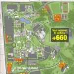 Parking expansion plan approved for fall 2017