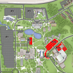 Homecoming and Reunion Weekend parking advisory