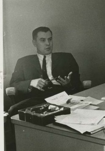 Director Thomas D. Strong<br>1966-1969